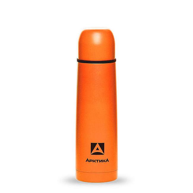 Термос Arctica 102-1000 питьевой 1000 мл (оранжевый)